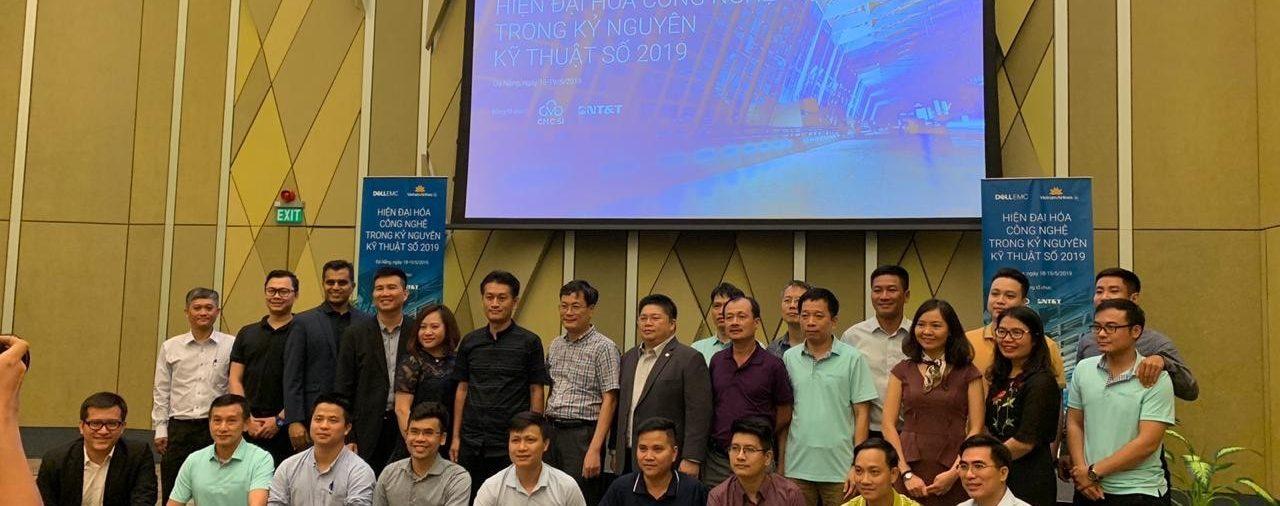 NT&T IS MAIN SPONSOR FOR DELLEMC VIETNAMAIRLINES SEMINAR