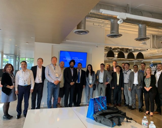 NT&T discovers Dell Technologies' vision for the future and learn new capabilities, how to reinvent processes, innovate faster and create value that will change the game for customers business