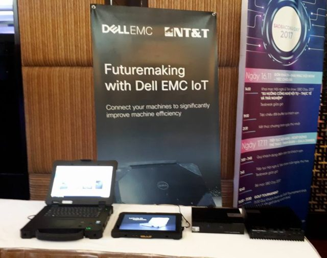 NT&T and Dell EMC sponsors for Sao Bac Dau Day 2017