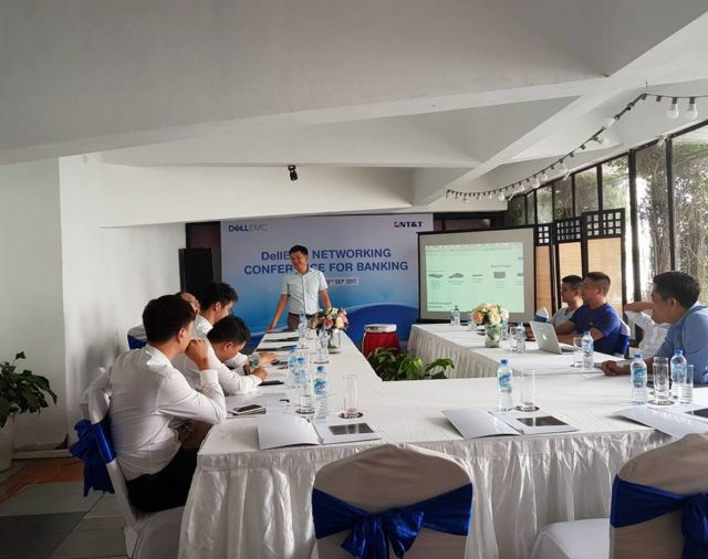 NT&T hold DellEMC Networking Seminar for banking sector