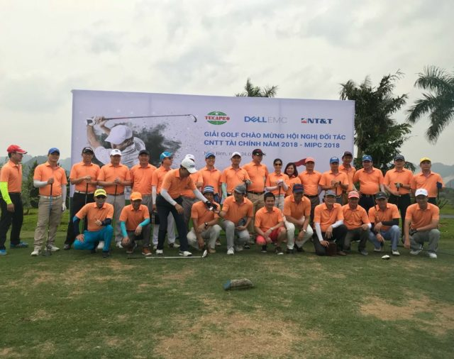 NT&T in corporation with Dell EMC and Tecapro to hold ICTF 2018 Golf Outing tournament.