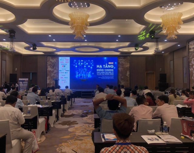 NT&T is co sponsor for the annual conference of Ho Chi Minh Computer Association.