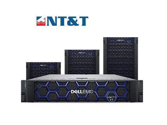 Dell Technologies Unity XT: lựa chọn của trung tâm dữ liệu hiện đại